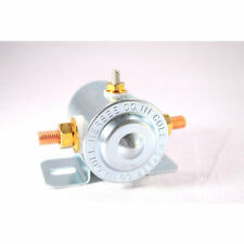 Cole Hersee 24037 Steel Body Grounded Intermittent Duty Solenoid 12-Volt SPST