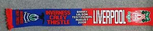INVERNESS CALEDION THISTLE SCARF
