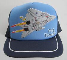 2 Dozen F-14 Tomcat Aviation Caps Sonic Embossed Military Aircrat Hats Wholesale