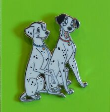 Disney Ink & Paint Mystery Pin – Series 2 - 101 Dalmations - Pongo & Perdy