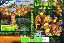 The Avenging Apes of Africa Expedition: Broach Link (DVD, 2005) New Region 4