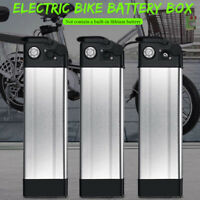 Holder box Case Battery Box For Electric Bike Large Capacity E-bike Cover New
