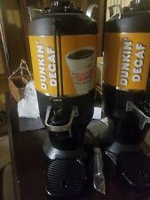New Listingwilbur Curtis Coffee Dispenser Set Of 2
