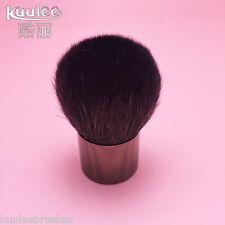 Premium Wool Hair Big Kabuki Brushes for Cosmetic Blush Brush Loose Powder Brush