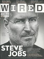 Wired magazine Steve Jobs Apple Juan Enriquez Plastic surgery Man and machine