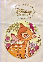 ✨DISNEY✨ STORE JAPAN OFFICIAL GOODS - BAMBI HUGE BUTTON BADGE 78MM