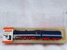 arnold n gauge 2531 4-6-2 DB 10 002 German loco. VGC & track tested runner