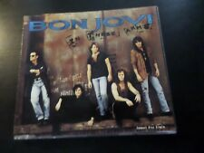 CD SINGLE - BON JOVI - IN THESE ARMS