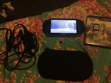 PSP Vita PCH-1001 Handheld Video Game Console With 16GB & Final Fantasy X