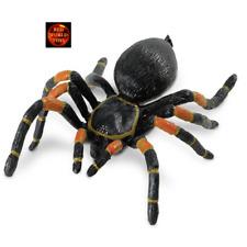 ORANGE KNEED TARANTULA SPIDER INSECT TOY MODEL SAFARI LTD 542006 *BRAND NEW*