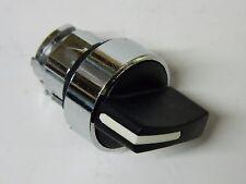 Telemecanique ZB4 BD2 2 Posición Selector Cabeza Negro mantenerse conectado