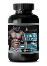 Tribulus Terrestris Powder 1000mg Testosterone Booster Male Enhancer 60 Tab 1 B