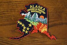 Alaska Division of Forestry Firefighter Patch