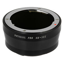Fotodiox Pro Lens Adapter Olympus Zuiko (OM) 35mm Lens to Sony E-Mount/NEX