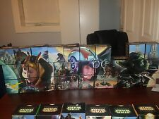 Star Wars Episode 1 SET of 34 Taco Bell KFC Pizza Hut Toys 1999 Flying Bucket