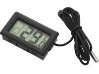 Thermometer TH001  Digital LCD Sonde Digital Anzeige