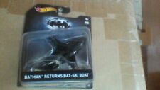 hot wheels DC Batman returns Bat-Ski Boat