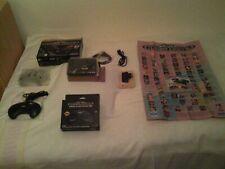 Sega Mega Drive Mini mit 40 Spielen, Poster und 6 Button Pad Wie Neu !!