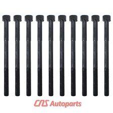 Cylinder Head Bolt Kit Fits 98-08 Toyota Chevrolet Pontiac 1.8L DOHC 1ZZFE