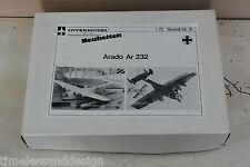Intermodell Arado Ar 232 vacuform vacuum forme 1:72 rare