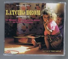 LATCHO DROM CD OST SINGLE PROMO (NEUF) BONNE ROUTE/ TONY GATLIF (TZIGANE)