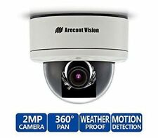 ARECONT VISION AV2155DN 2 Megapixel H.264/MJPEG IP DayNight All-In-One Camera,