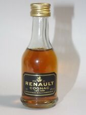 Cognac Renault Carte Noire 3 cl 40%  mini flasche bottle miniature bottela