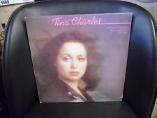Tina Charles Dance Little Lady VG+ LP 1976 CBS Top Hit Boogiethon