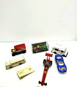 Mixed Vtg cars Lot of (6) Toys Hot wheel Mattel 1983- present Marvin the Martian