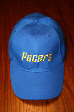Indiana Pacers NBA Basketball Lucas Oil Stadium Adjustable Blue Baseball Cap Hat