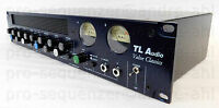 "TL Audio C1 Classics Dual Valve Compressor Röhre Preamp ""Dark Blue"" + GARANTIE"