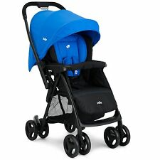 Joie Mirus Scenic Reversible Lightweight Stroller / Pushchair / Pram - Blue