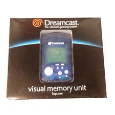★★ Dreamcast - Carte mémoire VMU en Boite COLLECTOR Garantie 1an ★★