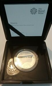 500 Made! 2020 Royal Mint 999 Silver Proof 2oz Queen Music Legends Rare Coin
