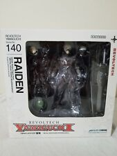Authentic Kaiyodo Revoltech Raiden MetalGear Rising #140