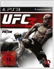 PlayStation 3 UFC Undisputed 3 usado como nuevo