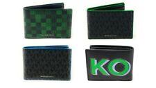 Michael Kors Cooper Slim Bifold Leather Men's Wallet