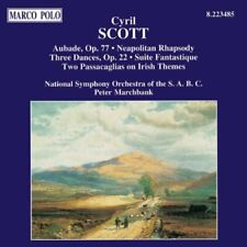Cyril Scott: Orchestral Works (CD, Jun-1994, Marco Polo)