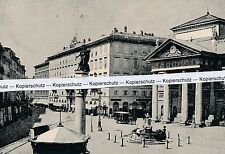 Triest - Tarieste - Börsenplatz - um 1915     H 24-16