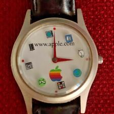 Rare Vintage Original Apple Watch: 1997 with rotating icons