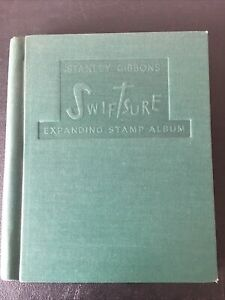 The Swiftsure Expanding Stamp Album, Worldwide mint and used stamps