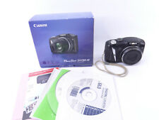 Canon PowerShot SX130 IS 12.1MP Digital Camera *uses AA batteries