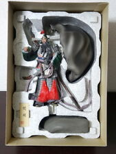 Guan Yu Statue ART OF WAR Records of the Three Kingdoms Kanu Unchou Figure