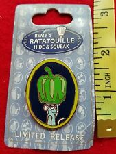 Disney Pin Remy Ratatouille pepper Epcot Food & Wine Pixar