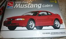 AMT Ford 1995 Mustang Cobra MODEL CAR MOUNTAIN 1/25 FS 6201