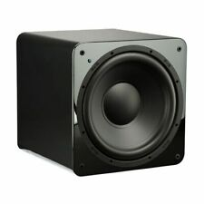 SVS SB-1000 12 inch 300W Compact Sealed Subwoofer - Gloss Black