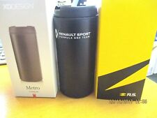 Renault Sport Travel Mug Flask Cup Official f1 équipe