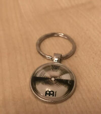 More details for meinl cymbal keyring crash hat ride free uk post brand new classics