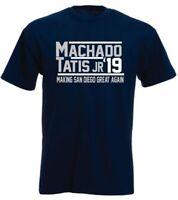Manny Machado Fernando Tatis Jr San Diego Padres 2019 T-Shirt