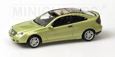 Minichamps 430030001 MERCEDES-BENZ C-Class sport coupe - 1:43 #neu en OVP #